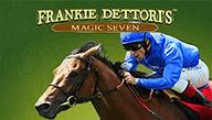 бесплатные игровые автоматы Frankie Dettori's Magic Seven